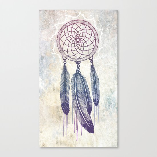 Catching Your Dreams Canvas Print