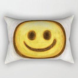 Simply Smile Rectangular Pillow