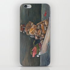Red Letter iPhone & iPod Skin