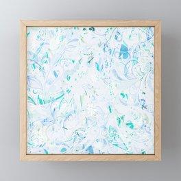 Abstract Mandala 2 Framed Mini Art Print
