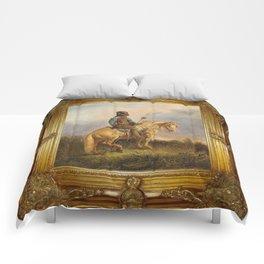 Framed Chief Pachycephalosaurus Comforters