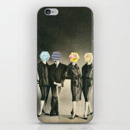 Modern Fashion iPhone Skin