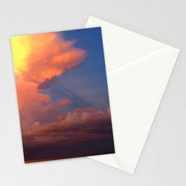 solar rainbow Stationery Cards