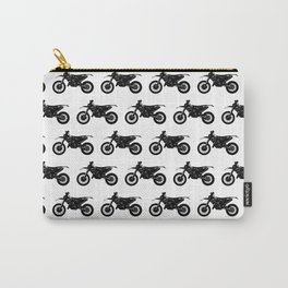 Dirt Bikes Carry-All Pouch