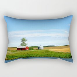 Lone Barn Rectangular Pillow