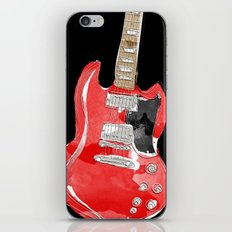 Gibson SG  iPhone & iPod Skin