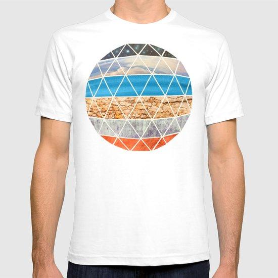 Eco Geodesic  T-shirt
