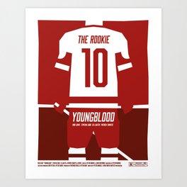Youngblood Art Print