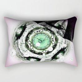 RAINY DAY PEOPLE Rectangular Pillow