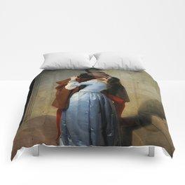 Francesco Hayez, The Kiss, 1859 Comforters