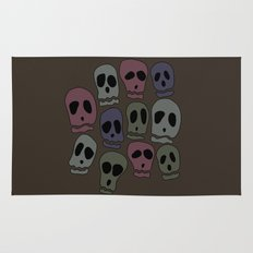 Skulls-2 Rug