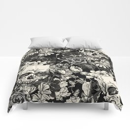 SKULLS HALLOWEEN Comforters