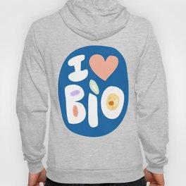 I LOVE BIOLOGY Hoody