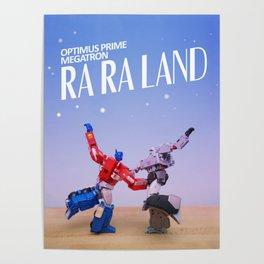 Ra Ra Land Poster