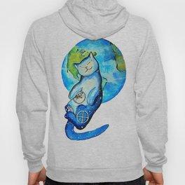 Earth Cat Hoody