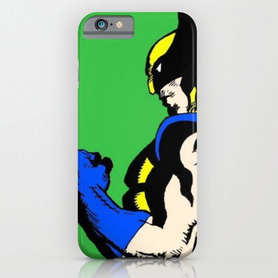 Logan iPhone & iPod Case