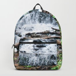 Wagner Falls, Munising, Michigan Backpack