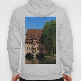 Old Architecture  Nuremberg Hoody