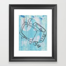 Onwards...... Framed Art Print