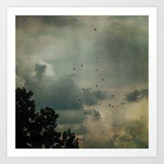 Flying Higher Art Print