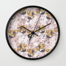 Aw, YOU Wall Clock