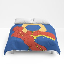 Carol Danvers Comforters