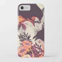 birds iPhone & iPod Cases featuring Harbors & G ambits by Teagan White