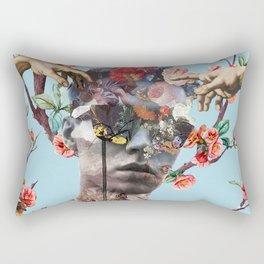 Blow Your Mind Rectangular Pillow