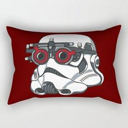 Stormtrooper Eyetest Rectangular Pillow