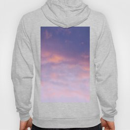 Sunset clouds Hoody