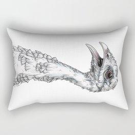 The Bald Turkey Rectangular Pillow