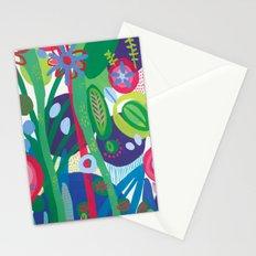 Secret garden I  Stationery Cards