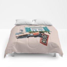 Psychedelic Gemmayzeh - Beirut  Comforters