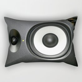 Loudspeaker Rectangular Pillow