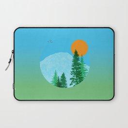 Rainier or Shine Laptop Sleeve