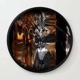 Crusade Wall Clock