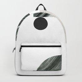 Modern Geometry Art Backpack