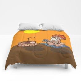 Flutist Comforters
