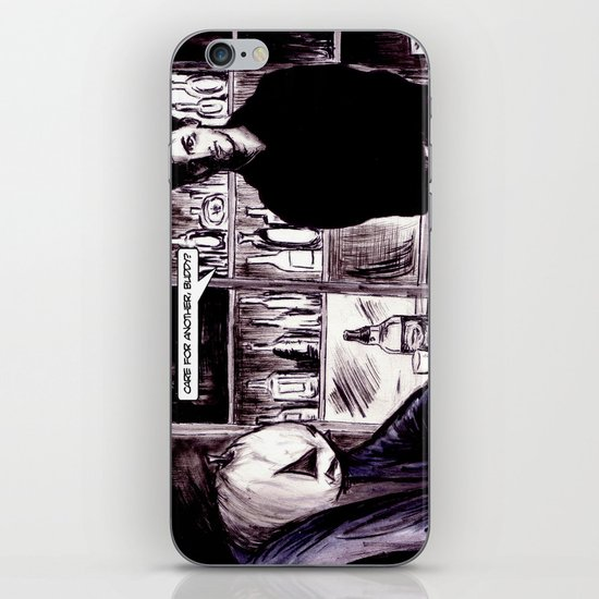 One For The Road iPhone & iPod Skin