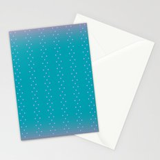 Cherry Blossoms in Winter Stationery Cards