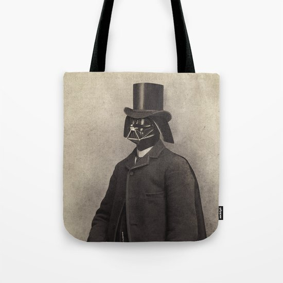 Lord Vadersworth Tote Bag
