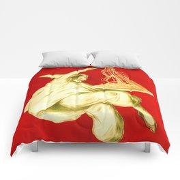 Pasta Baroni Leonetto Cappiello Comforters