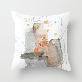 Piece of Cheer 3 Throw Pillow