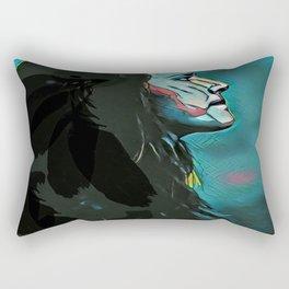 Branwen's Loss Rectangular Pillow