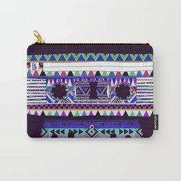 Mix Tape # 10 Carry-All Pouch