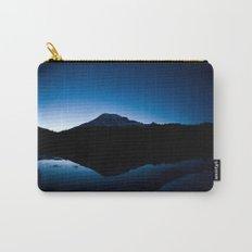 Mt Rainier @ Sunset Carry-All Pouch