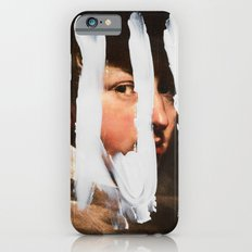 Untitled (Finger Paint 2) Slim Case iPhone 6