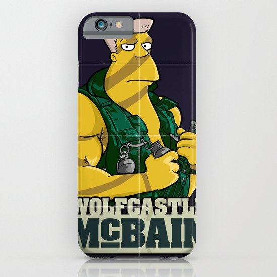 McBain iPhone & iPod Case