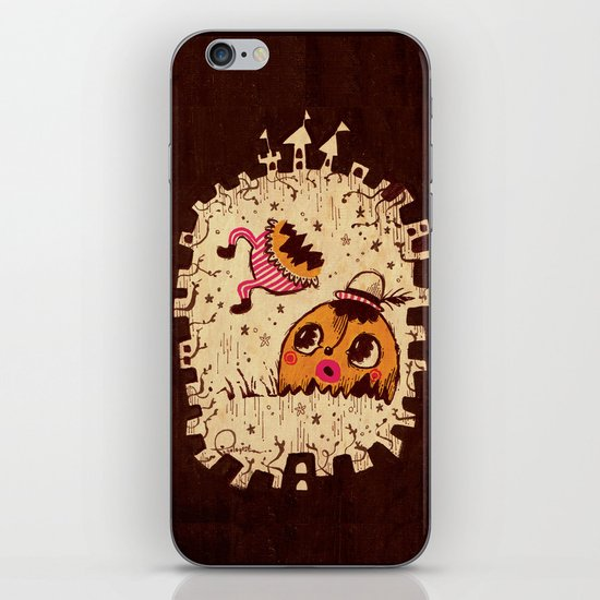 Humpty Dumpty iPhone & iPod Skin