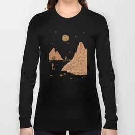 A Night in the Desert Long Sleeve T-shirt